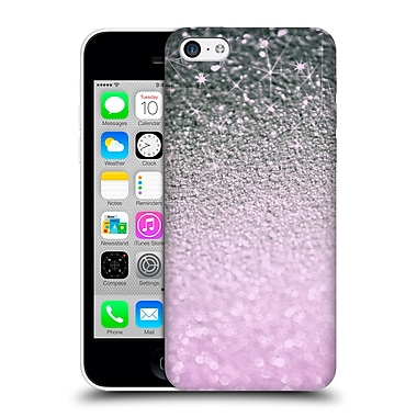 Official Monika Strigel Glitters Glamour Pink Hard Back Case For Apple Iphone 5C