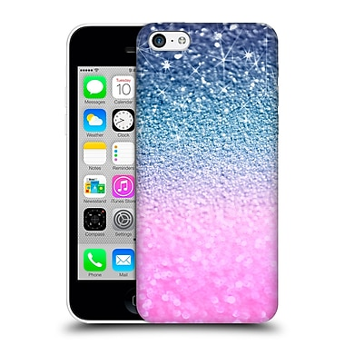 Official Monika Strigel Glitters Glamour Pink Night Hard Back Case For Apple Iphone 5C
