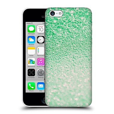 Official Monika Strigel Glitters Sea Green Hard Back Case For Apple Iphone 5C