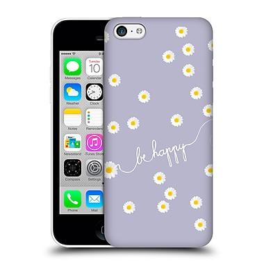 Official Monika Strigel Happy Daisy Lavender Hard Back Case For Apple Iphone 5C