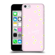 Official Monika Strigel Happy Daisy Softpink Hard Back Case For Apple Iphone 5C