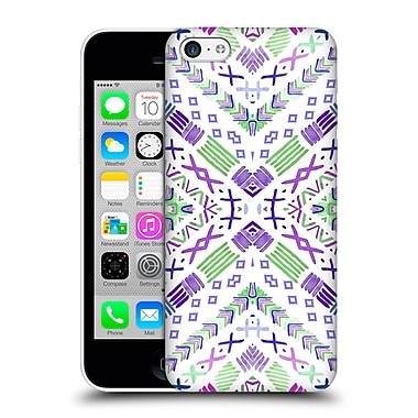 Official Monika Strigel Happy Echo Purple Hard Back Case For Apple Iphone 5C