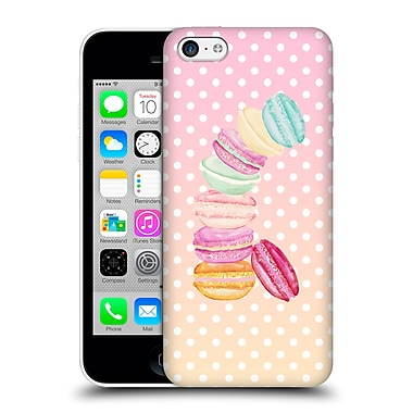 Official Monika Strigel Macarons Candy Hard Back Case For Apple Iphone 5C