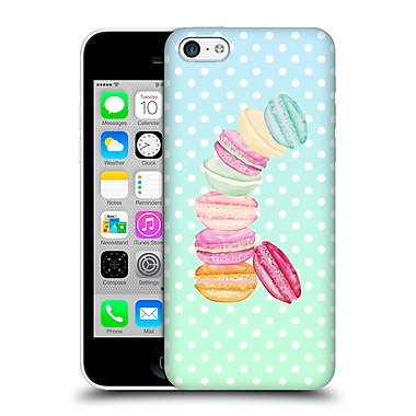 Official Monika Strigel Macarons Summer Hard Back Case For Apple Iphone 5C