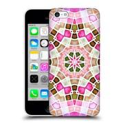Official Monika Strigel Mandala Pink Hard Back Case For Apple Iphone 5C