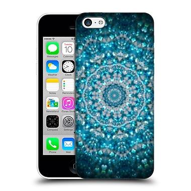 Official Monika Strigel Mandala Seablue Hard Back Case For Apple Iphone 5C