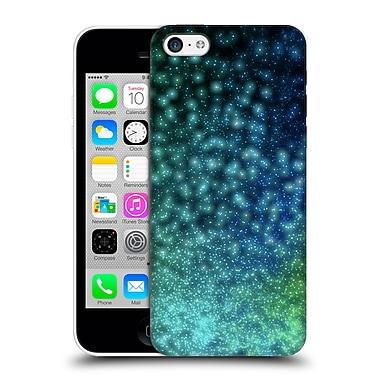 Official Monika Strigel Magic Lights Mint Hard Back Case For Apple Iphone 5C