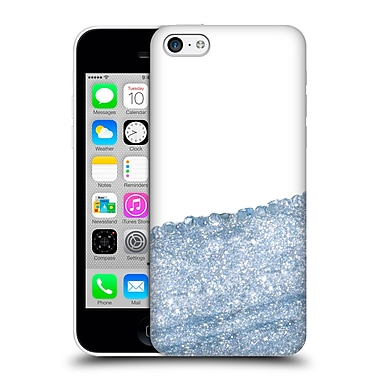 Official Monika Strigel Pretty Covered Blue Hard Back Case For Apple Iphone 5C