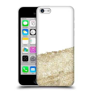 Official Monika Strigel Pretty Covered Gold Hard Back Case For Apple Iphone 5C