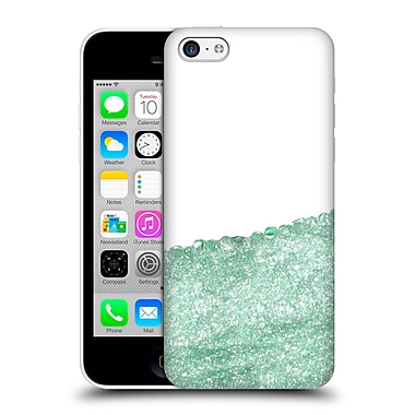 Official Monika Strigel Pretty Covered Mint Hard Back Case For Apple Iphone 5C