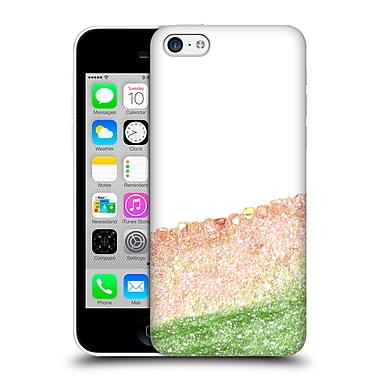 Official Monika Strigel Pretty Covered Peach Hard Back Case For Apple Iphone 5C