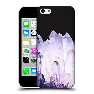 Official Monika Strigel Pure Crystal Amethyst Hard Back Case For Apple Iphone 5C