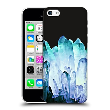 Official Monika Strigel Pure Crystal Blue Hard Back Case For Apple Iphone 5C