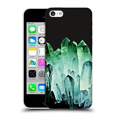 Official Monika Strigel Pure Crystal Dark Green Hard Back Case For Apple Iphone 5C