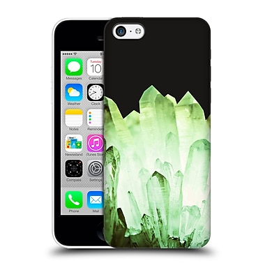 Official Monika Strigel Pure Crystal Emerald Hard Back Case For Apple Iphone 5C