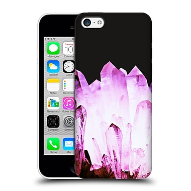 Official Monika Strigel Pure Crystal Pink Hard Back Case For Apple Iphone 5C
