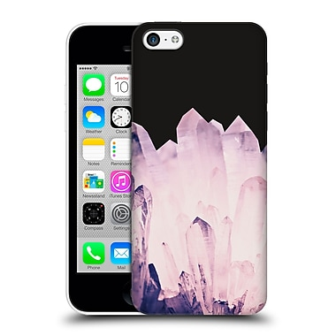Official Monika Strigel Pure Crystal Rose Quartz Hard Back Case For Apple Iphone 5C