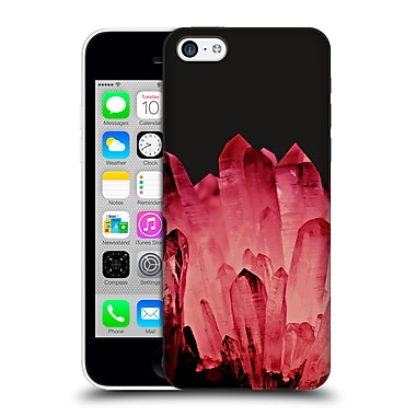 Official Monika Strigel Pure Crystal Ruby Hard Back Case For Apple Iphone 5C