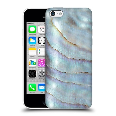 Official Monika Strigel Pastel Seashell Pearl Hard Back Case For Apple Iphone 5C