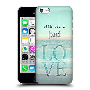 Official Monika Strigel Summer Love With You Hard Back Case For Apple Iphone 5C