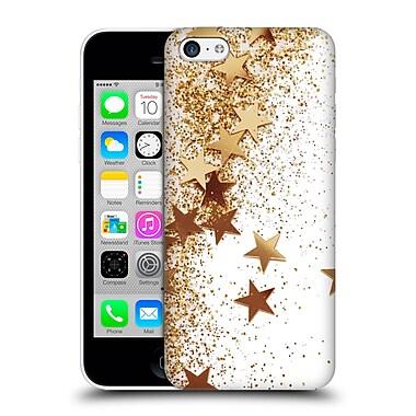 Official Monika Strigel Shaky Stars Gold Hard Back Case For Apple Iphone 5C