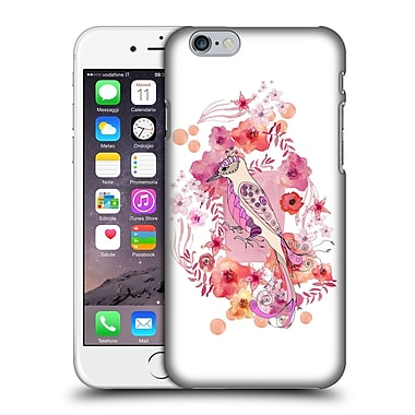Official Monika Strigel Animals And Flowers Bird Hard Back Case For Apple Iphone 6 / 6S