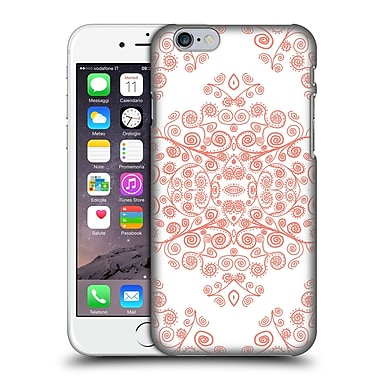Official Monika Strigel Ambrosia Coral Hard Back Case For Apple Iphone 6 / 6S