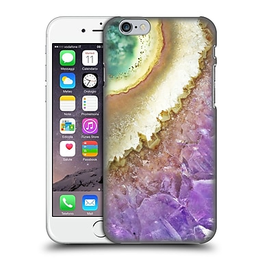 Official Monika Strigel Amethyst Purple Hard Back Case For Apple Iphone 6 / 6S