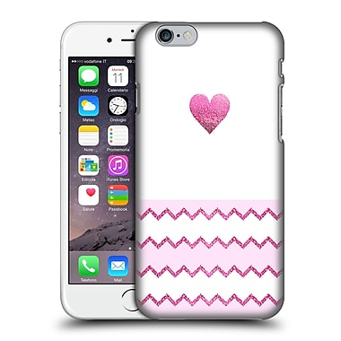 Official Monika Strigel Avalon Heart Pink Hard Back Case For Apple Iphone 6 / 6S