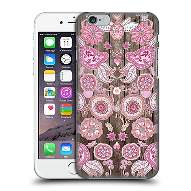 Official Monika Strigel Bring Me Flowers 3 Pink Hard Back Case For Apple Iphone 6 / 6S