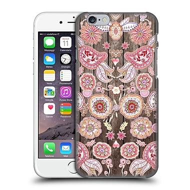 Official Monika Strigel Bring Me Flowers 3 Pink 2 Hard Back Case For Apple Iphone 6 / 6S