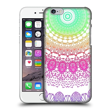 Official Monika Strigel Boho Lace Rainbow 2 Hard Back Case For Apple Iphone 6 / 6S
