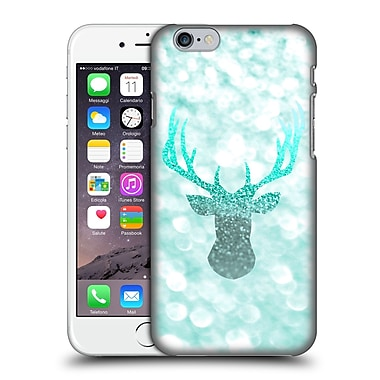 Official Monika Strigel Champagne Glitters 1 Deer Mint Hard Back Case For Apple Iphone 6 / 6S