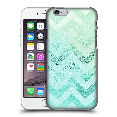 Official Monika Strigel Funky Chevron Waterfall Hard Back Case For Apple Iphone 6 / 6S
