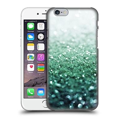 Official Monika Strigel Frozen Glitter Emerald Hard Back Case For Apple Iphone 6 / 6S