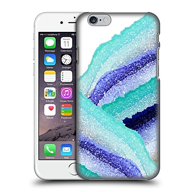 Official Monika Strigel Flawless Wraps Waves Hard Back Case For Apple Iphone 6 / 6S