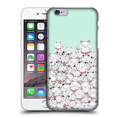 Official Monika Strigel Find The Panda Mint Hard Back Case For Apple Iphone 6 / 6S