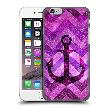 Official Monika Strigel Galaxy Anchors Lavender Hard Back Case For Apple Iphone 6 / 6S