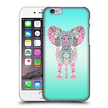 Official Monika Strigel Gypsy Elephant Mint Hard Back Case For Apple Iphone 6 / 6S