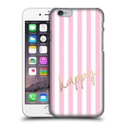 Official Monika Strigel Gold And Happy Vertical Hard Back Case For Apple Iphone 6 / 6S