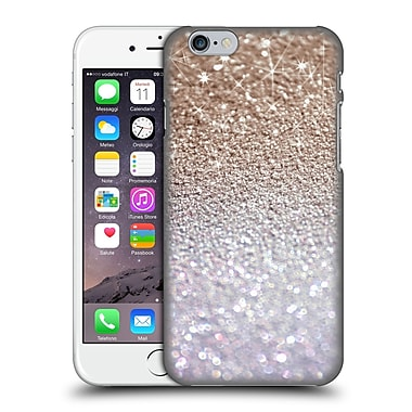 Official Monika Strigel Glitters Glamour Coffee Hard Back Case For Apple Iphone 6 / 6S