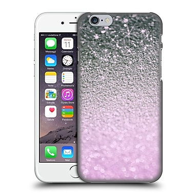 Official Monika Strigel Glitters Glamour Pink Hard Back Case For Apple Iphone 6 / 6S