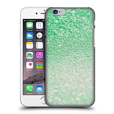 Official Monika Strigel Glitters Sea Green Hard Back Case For Apple Iphone 6 / 6S