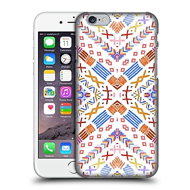 Official Monika Strigel Happy Echo Orange Hard Back Case For Apple Iphone 6 / 6S