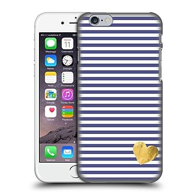 Official Monika Strigel Little Heart Blue Hard Back Case For Apple Iphone 6 / 6S