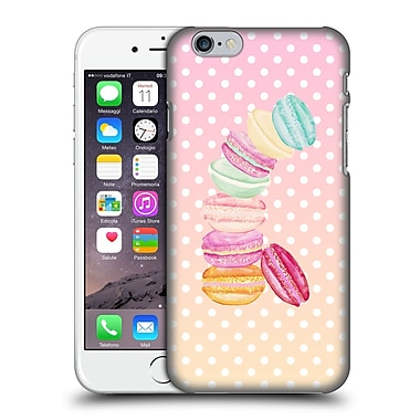 Official Monika Strigel Macarons Candy Hard Back Case For Apple Iphone 6 / 6S