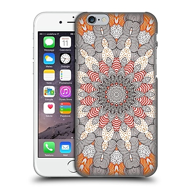 Official Monika Strigel Mandala Dots Hard Back Case For Apple Iphone 6 / 6S