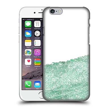 Official Monika Strigel Pretty Covered Mint Hard Back Case For Apple Iphone 6 / 6S
