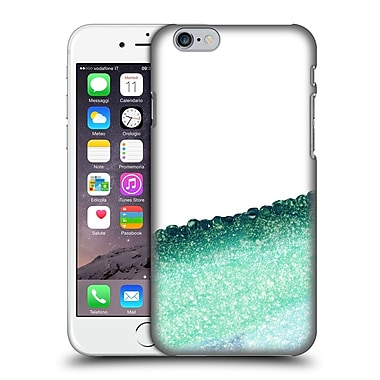Official Monika Strigel Pretty Covered Seafoam Hard Back Case For Apple Iphone 6 / 6S