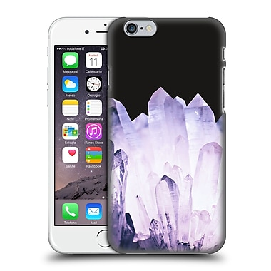 Official Monika Strigel Pure Crystal Amethyst Hard Back Case For Apple Iphone 6 / 6S